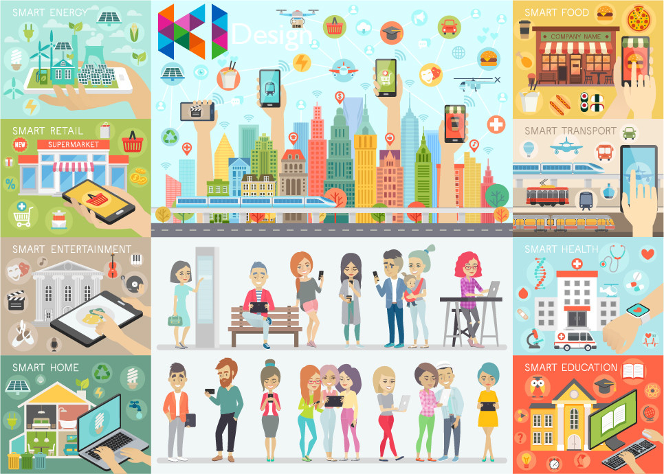 Designing Smart Cities – A Design Thinking Approach
